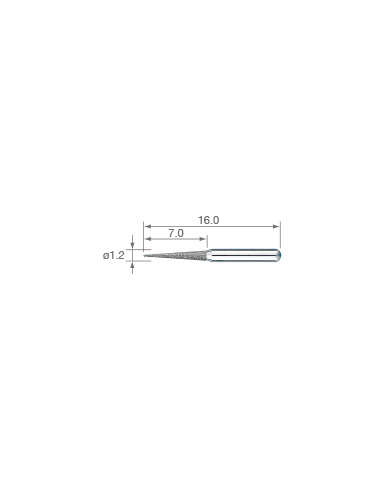 Fraise dentaire NSK PC4 pour Turbine S-Max Pico - La boutique dmd