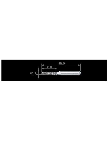 Fraise dentaire NSK PC6 pour Turbine S-Max Pico - La boutique dmd