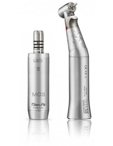Pack Bien-Air Micromoteur MC3 LED + Contre-angle Classic 1:5L - La boutique dmd
