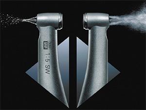 Contre-angle NSK Ti-Max Z95L - 2 types de sprays
