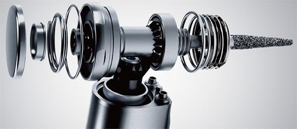 Contre-angle NSK Ti-Max Z25L - durable et fiable