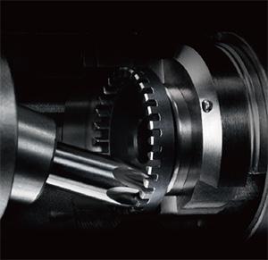 Contre-angle NSK Ti-Max Z25L - silence étonnant et vibrations minimales